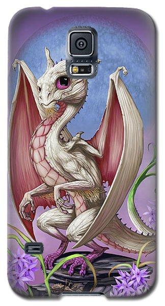 Garlic Dragon Galaxy S5 Case by Stanley Morrison