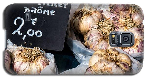 Garlic Two Euros Galaxy S5 Case