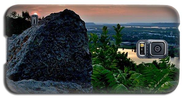 Garvin Heights Sunset Galaxy S5 Case