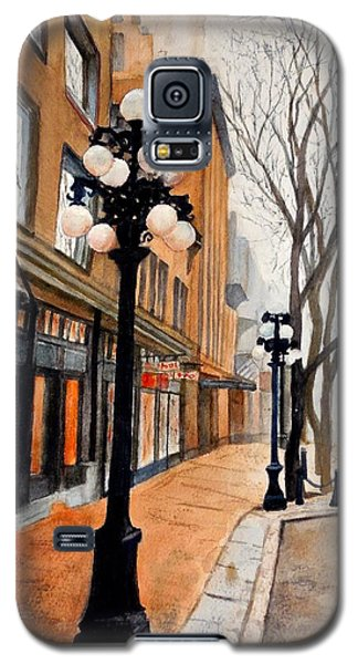 Gastown, Vancouver Galaxy S5 Case by Sher Nasser