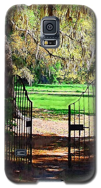Gate To Heaven Galaxy S5 Case