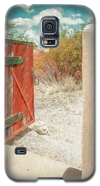 Gate To Oracle Galaxy S5 Case