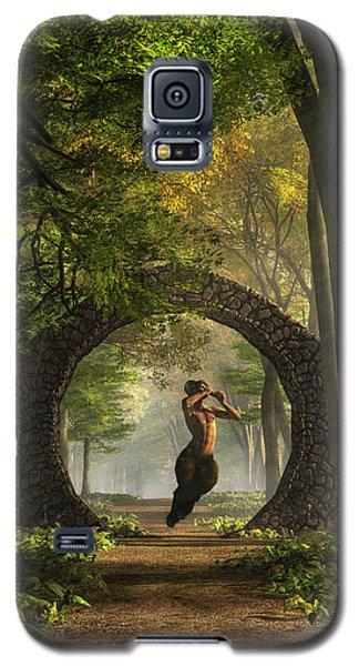 Gate To Pan's Garden Galaxy S5 Case