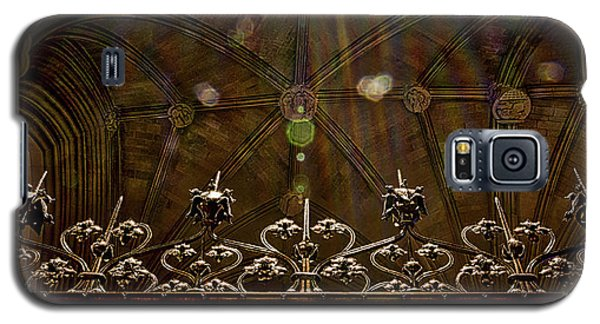 Gate To The Holy Spirit Chapel Galaxy S5 Case