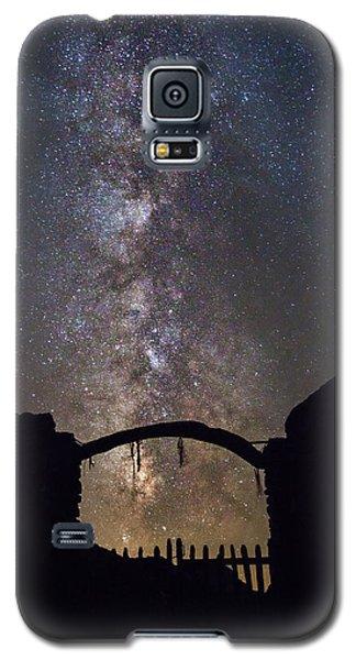 Gate Under The Stars Galaxy S5 Case