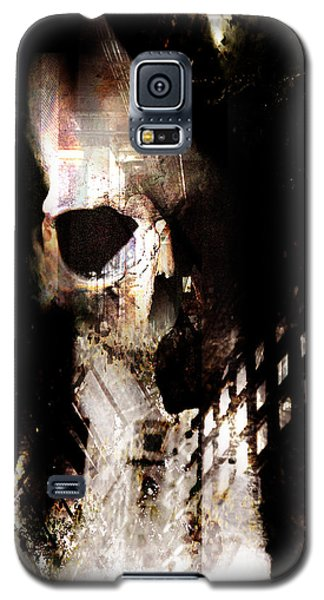 Galaxy S5 Case featuring the photograph Gates by Ken Walker
