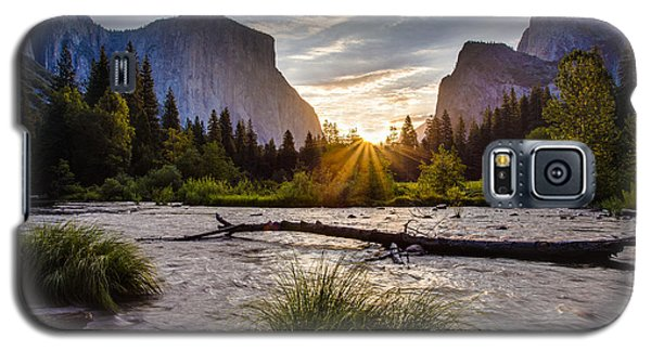 Gates Of The Valley Galaxy S5 Case