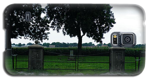 Gates Of Youth Cemetery Galaxy S5 Case