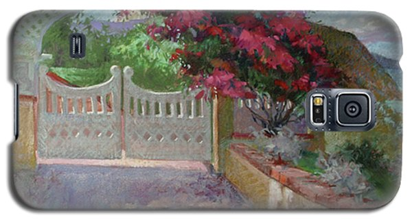 Gateway Splendor - Catalina Island Galaxy S5 Case