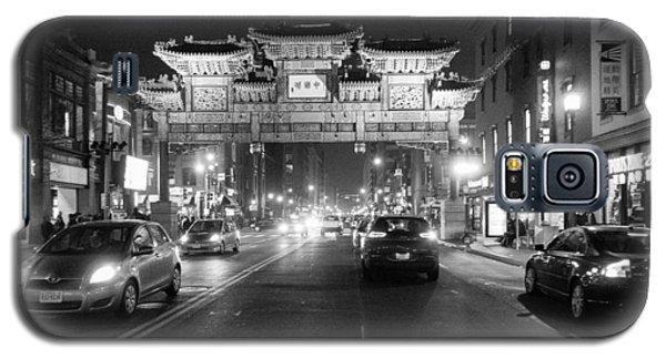 Gateway To Chinatown Galaxy S5 Case