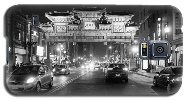 Gateway To Chinatown Galaxy S5 Case