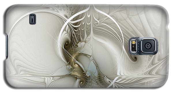 Gateway To Heaven-fractal Art Galaxy S5 Case