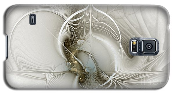 Gateway To Heaven-fractal Art Galaxy S5 Case