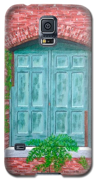 Gateway To The Past Galaxy S5 Case