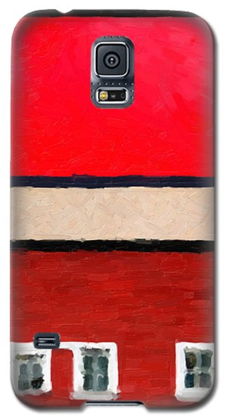 Galaxy S5 Case featuring the digital art Gateways And Portals No. 2 by Serge Averbukh