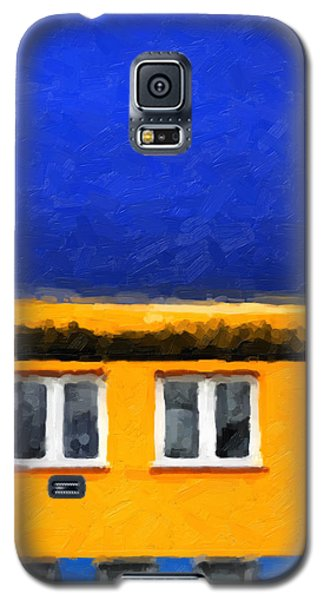 Galaxy S5 Case featuring the digital art Gateways And Portals No. 3 by Serge Averbukh