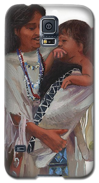 Gathered Tenderness Galaxy S5 Case