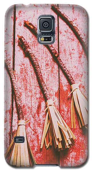 Dungeon Galaxy S5 Case - Gathering Of Evil Witches Still Life by Jorgo Photography - Wall Art Gallery