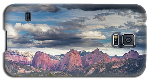 Gathering Storm Over The Fingers Of Kolob Galaxy S5 Case
