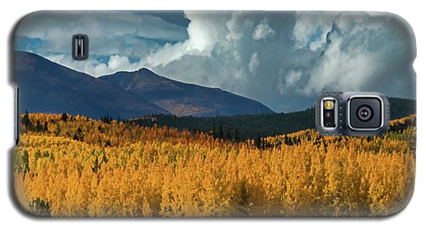 Gathering Storm - Park County Co Galaxy S5 Case
