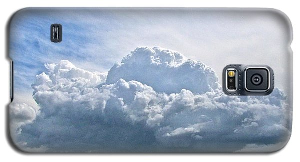Galaxy S5 Case featuring the photograph Gathering Storm by Sean Griffin