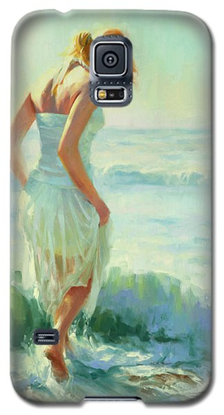Gathering Thoughts Galaxy S5 Case