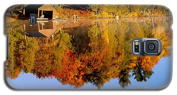 Gatineau Park Taylor Lake Galaxy S5 Case