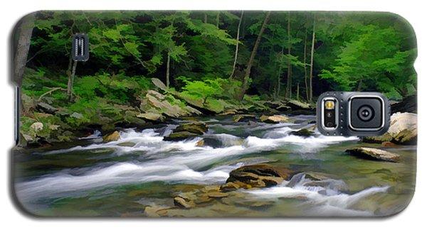 Gatlinburg Stream Galaxy S5 Case