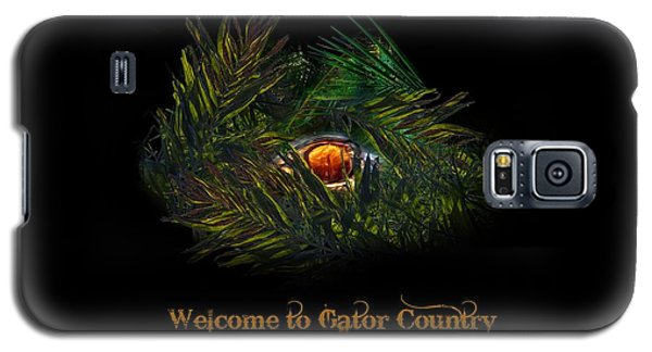 Gator Country  Galaxy S5 Case