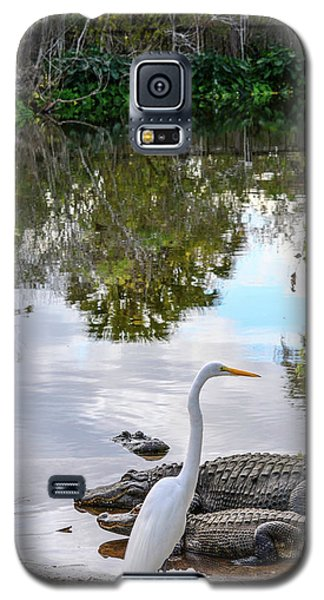 Gator Fam Galaxy S5 Case by Josy Cue