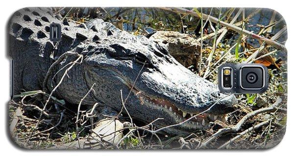 Gator Got Close Galaxy S5 Case