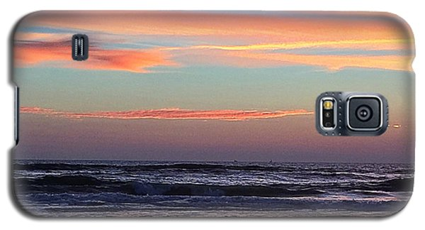 Gator Sunrise 10.31.15 Galaxy S5 Case by LeeAnn Kendall