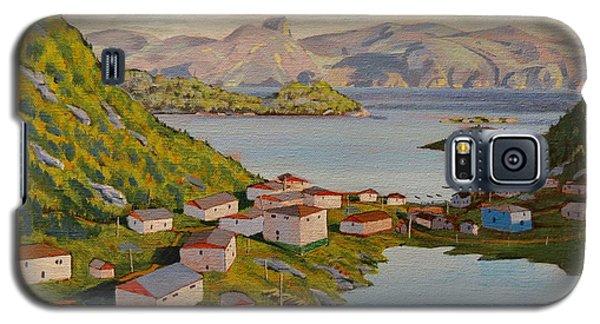 Gaultois Village Newfoundland Galaxy S5 Case