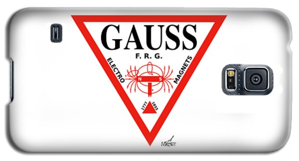 Gauss Galaxy S5 Case