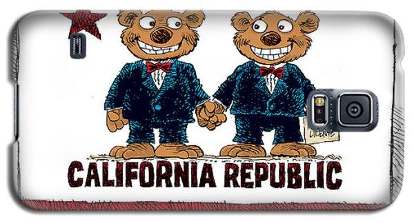 Gay Marriage In California Galaxy S5 Case