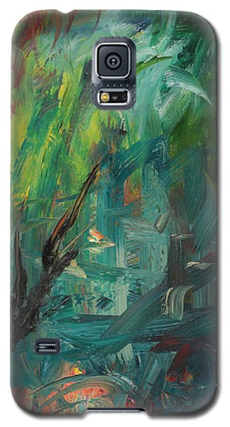 Gaza Summer 2014 Galaxy S5 Case