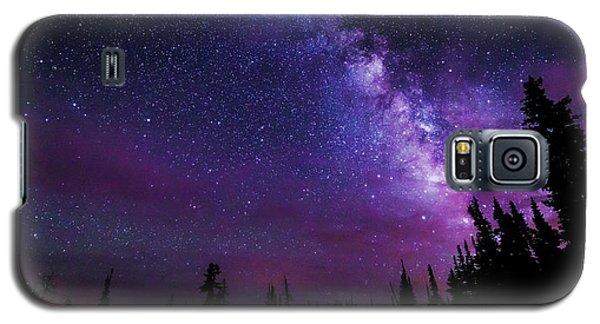 Gaze Galaxy S5 Case by Chad Dutson