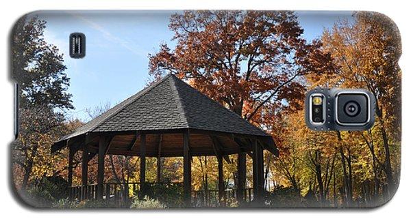 Gazebo At North Ridgeville - Autumn Galaxy S5 Case