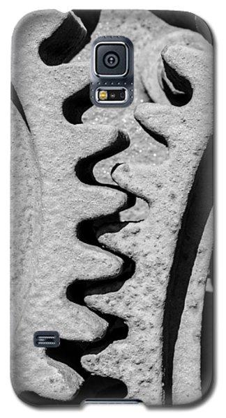 Gear - Zoom, Close Up Galaxy S5 Case