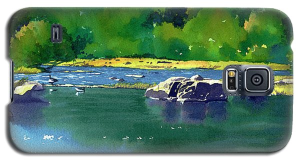 Geese On The Rappahannock Galaxy S5 Case