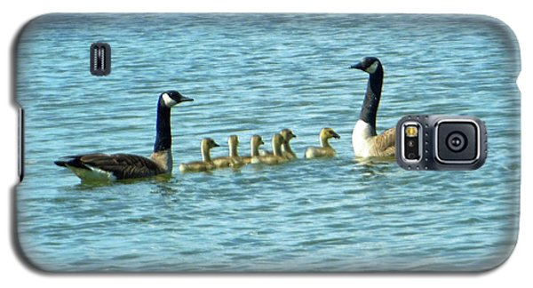 Geese Proud Parents Galaxy S5 Case
