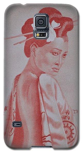 Geisha Galaxy S5 Case
