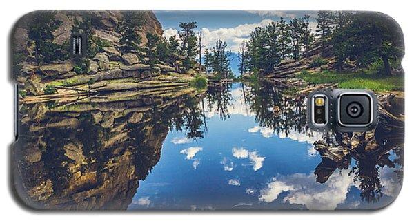 Gem Lake Reflections Galaxy S5 Case