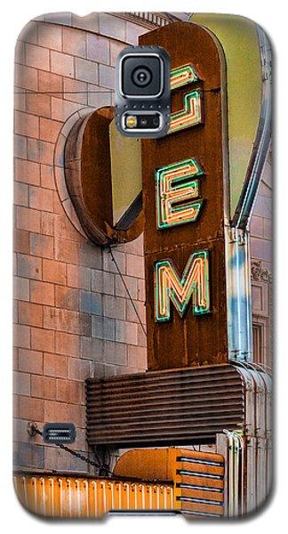 Gem Theater In Kansas City Galaxy S5 Case