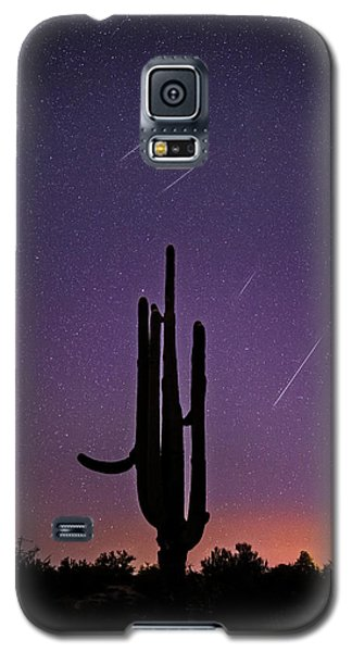 Geminid Meteor Shower #1, 2017 Galaxy S5 Case