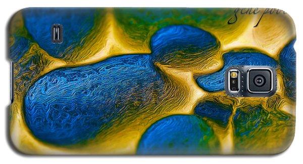 Gene Pool Blue Galaxy S5 Case