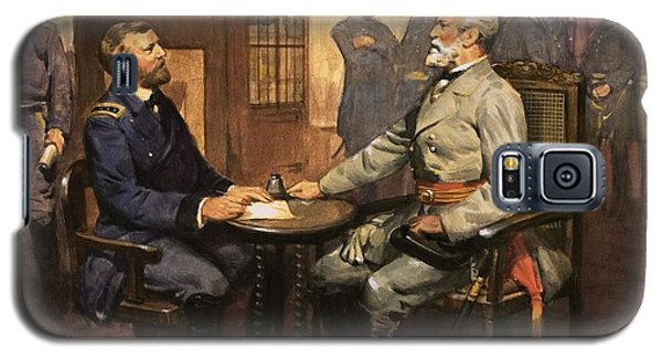General Grant Meets Robert E Lee  Galaxy S5 Case