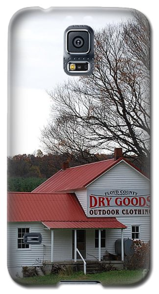 Galaxy S5 Case featuring the photograph General Store by Eric Liller