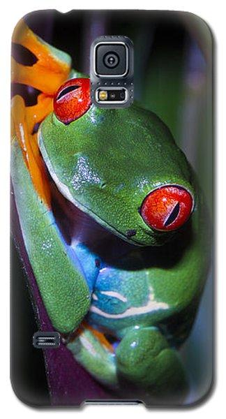 Generously Green Galaxy S5 Case