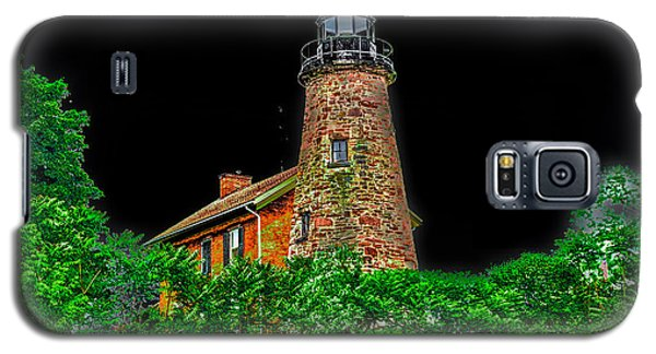 Genesee Lighthouse Galaxy S5 Case